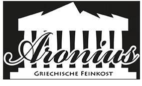 ARONIUS Griechische Feinkost in Lübeck Logo