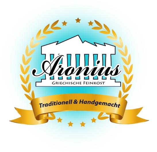 Logo Aronius Traditionell und handgemacht
